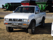 1997 NISSAN XE 2DR 4WD STANDARD CAB SB
