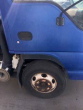 GOOD USED PASSENGER SIDE DOOR WITH MANUAL WINDOWS FOR A 2003 ISUZU NPR MAKE: