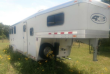 2010 4STAR 3 HORSE 22.5' HORSE TRAILER WITH LIVING QUARTERS