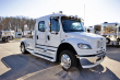 2015 FREIGHTLINER SPORTCHASSIS RHA-350 PLATINUM ONYX PACKAGE TR