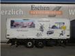 BEVERAGE TRAILER ACKERMANN Z-PA-F18 TANDEM, SCHWENKWAND, LUFT