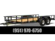 2020 BIG TEX TRAILERS 70PI-14X UTILITY TRAILER STOCK# 39462