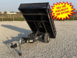 "H AND H 54""X8' HOMEOWNER DUMP W / RAMPS"