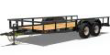 2020 BIG TEX TRAILERS 70PI-16BK UTILITY TRAILER STOCK# 65587