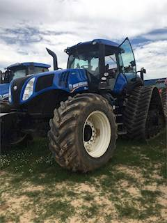 2016 NEW HOLLAND T8.435