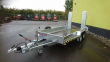 BRIAN JAMES TRAILERS CARGO ALL PLANT MASCHINENTRANSPORTER