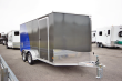 2020 NEO TRAILERS NAMR 7X14 W/3FT. WEDGE NOSE ALUMINUM MOTORCYCLE TRAILER