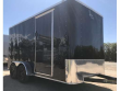 2019 LARK UNITED 7X14 VT CARGO TRAILER 7' INTERIOR ENCLOSED TRAILER, EQUIPMENT TRAILER