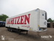 SCHMITZ CARGOBULL INSULATED SEMI-TRAILER TIEFKÜHLKOFFER STANDARD 3 AXLES