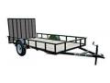 CARRY-ON 6X14 GW FLATBED UTILITY TRAILER