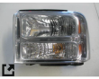 2007 FORD F550SD (SUPER DUTY) HEADLAMP ASSEMBLY AND COMPONENT