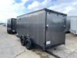 2020 CONTINENTAL CARGO MC 7' X 14' ENCLOSED MOTORCYCLE TRAILER STOCK# 27012