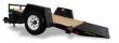 2021 H AND H 6.5X12 HD TILT TRAILER - 7.8K GVWR