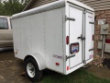 5X8 PACE AMERICAN TRAILER