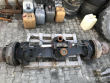 ATLAS 1604 AXLE ACHSE PARTS TEILE DIFFERENTIAL GEARBOX
