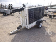 2012 PROGRESS SOLAR SOLUTIONS SLT800 PORTABLE LIGHT TOWER