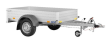 SARIS - PEARL 100, 206 X 114 CM, 1000 KG GEBREMST - CAR TRAILER