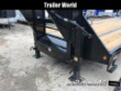 2020 BIG TEX 25GN-25' + 5' GOOSENECK TRAILER 25900 GVWR MEGA RAMPS STOCK# 93518