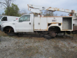 2001 FORD F450 SALVAGE TRUCK