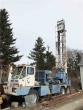 CHICAGO PNEUMATIC 650 S/S DRILL RIG
