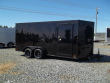 2020 COVERED WAGON 7 X 16 BO ENCLOSED TRAILER