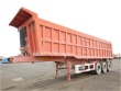 AUCTION ITEM - CIMC THT9402ZX END DUMP TRAILER