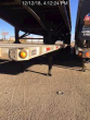 UTILITY 53X102 FLATBED TRAILER, AIR RIDE, SPREAD AXLE