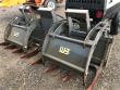 WERK-BRAU GRAPPLE RAKE FOR VOLVO L60 / L70