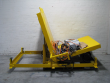 LARGE HYDRAULIC 90 DEGREE PALLET ROLL TIPPER INVERT