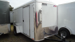 2020 PACE AMERICAN 6X12 JT SI2 RAMP SVNT WHITE ENCLOSED CARGO TRAILER