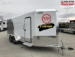 2019 LEGEND DELUXE V-NOSE 7X21 EXTRA HEIGHT CARGO TRAILER