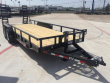 "2021 PJ TRAILERS 20 FT. 6"" CHANNEL EQUIPMENT TRAILER (CC)"