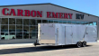 2019 LOOK TRAILERS VISION PURESPORT COMBO PWVF8.5X27TE3