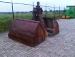 PEINER 40 TO 60 TON CLAMSHELL BUCKET PEINER 40 TO 60 TON MATERIAL HANDLER CLAMSHELL BUCKET