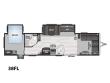 2020 KEYSTONE RV SPRINGDALE 38