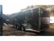 2019 COVERED WAGON TRAILERS 8.5X24 GOLD MINE SERIES CAR / RACING TRAILER STOCK# 51537CW