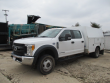 2016 MAKE AN OFFER 2016 FORD F550 UTILITY TRUCK - F550