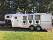 2007 4 STAR TRAILERS HORSE TRAILER
