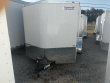 2020 CONTINENTAL CARGO NS712TA2, 7X12 FT. ENCLOSED TRAILER, TANDEM AXLE, 7K RATED