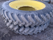 LOT # 6227 - GOODYEAR AND TITANS 380/90R54 TIRES