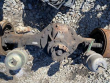 ROCKWELL RS23160 REAR DIFFERENTIAL