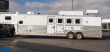 """2016 4-STAR TRAILER 4 HORSE 11'6"""" OUTLAW CONVERSION"""