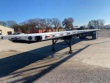 BRAZOS 53X102 COMBINATION FLATBED TRAILER - AIR RIDE, SLIDING SPREAD AXLE