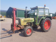 WHEEL TRACTOR FENDT FARMER 105 LS