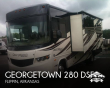 2015 FOREST RIVER GEORGETOWN 280