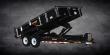 2019 DOOLITTLE TRAILER MFG 82X14 MASTER DUMP 14000LB GVWR DUMP TRAILER