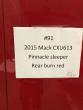 2015 MACK CXU613 LOT NUMBER: SV-50