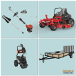 2021 GRAVELY MOWER PACKAGE GXFR52-005