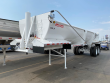 2021 RANCO ED26-34 RANCO 1/2 ROUND STEEL FRAMELESS ROCK END D DUMP TRAILER, END DUMP TRAILER