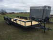 2020 DOUBLE A TRAILER SALES EQUIPMENT TRAILERS